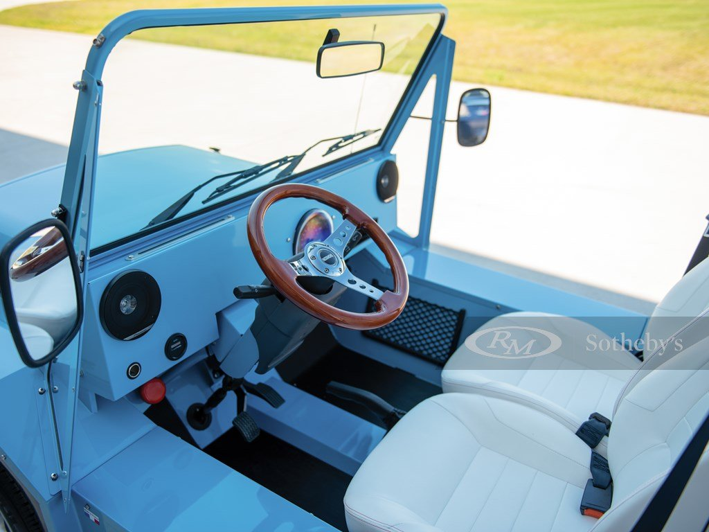 2018 NOSMOKE Electric Moke  For Sale by Auction (picture 4 of 6)