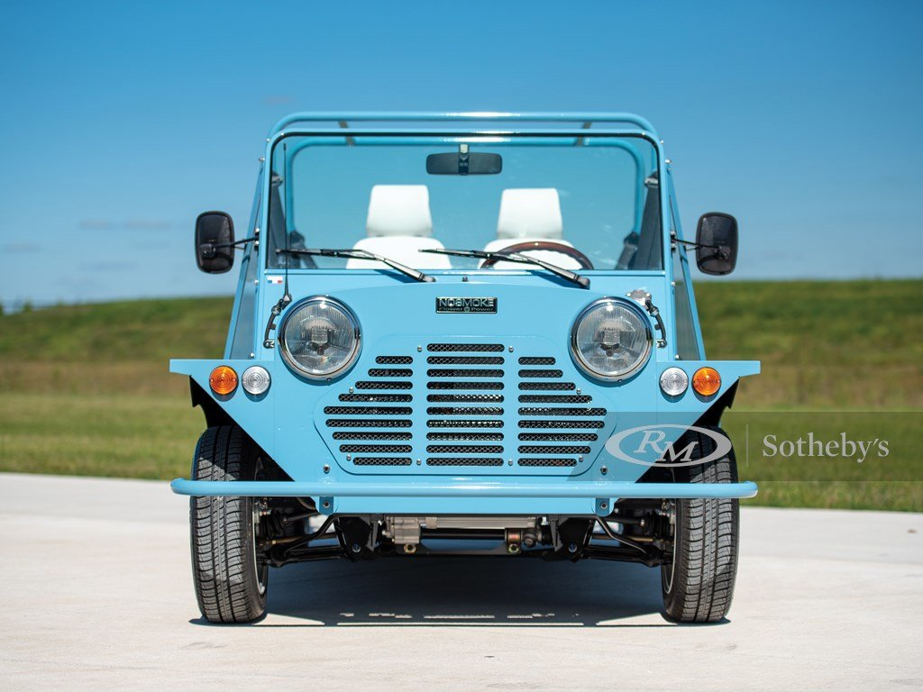 2018 NOSMOKE Electric Moke  For Sale by Auction (picture 5 of 6)