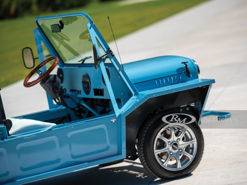 2018 NOSMOKE Electric Moke  For Sale by Auction (picture 6 of 6)