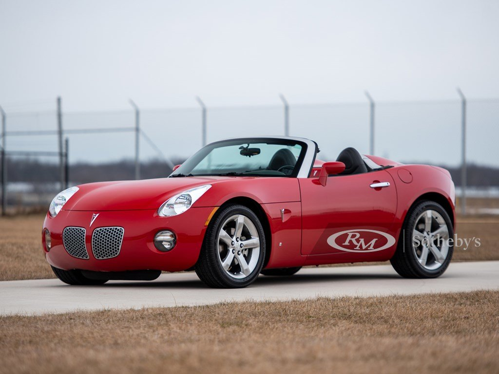 2006 Pontiac Solstice  For Sale by Auction (picture 1 of 6)