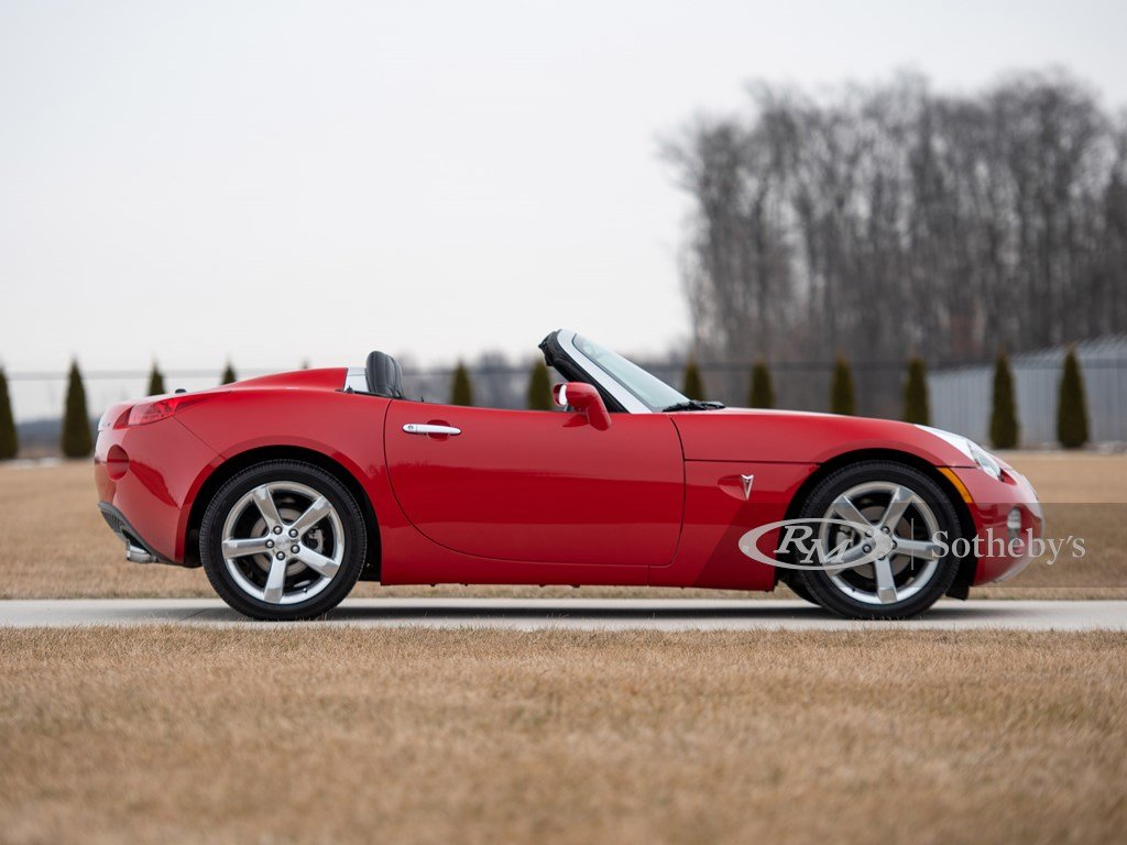 2006 Pontiac Solstice  For Sale by Auction (picture 5 of 6)