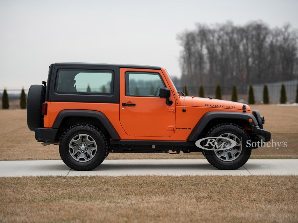 2013 Jeep Wrangler Rubicon  For Sale by Auction (picture 5 of 6)