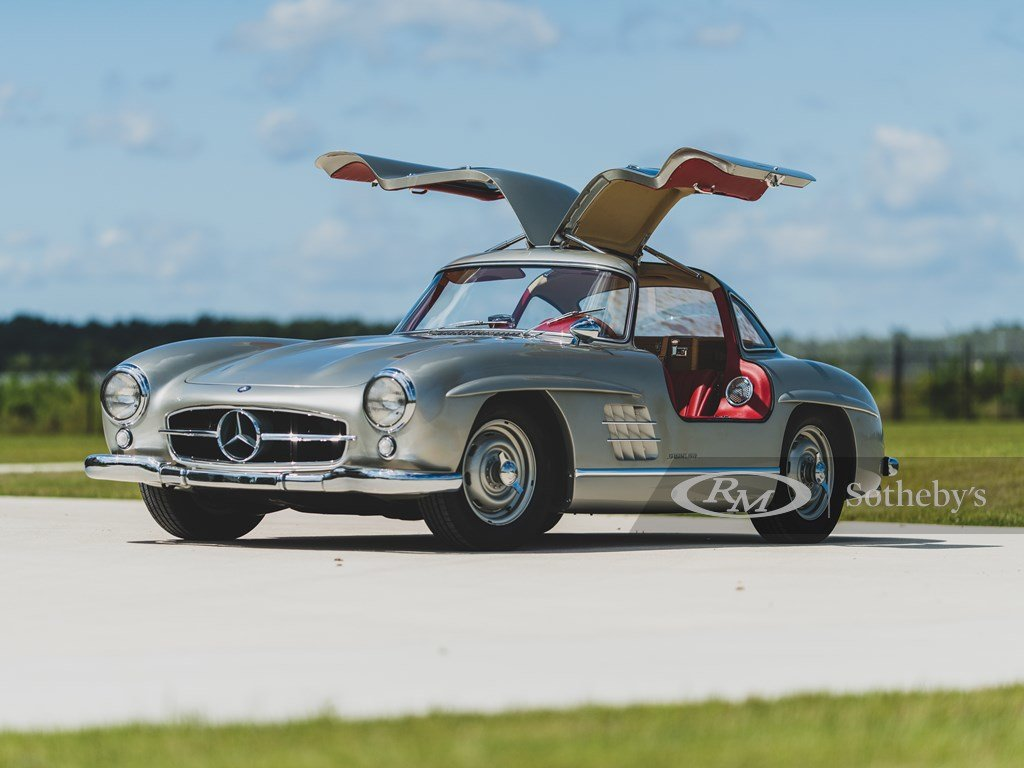 1955 Mercedes-Benz 300 SL Gullwing  For Sale by Auction (picture 1 of 6)
