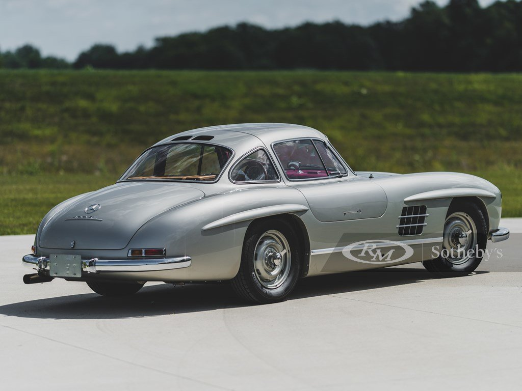 1955 Mercedes-Benz 300 SL Gullwing  For Sale by Auction (picture 2 of 6)