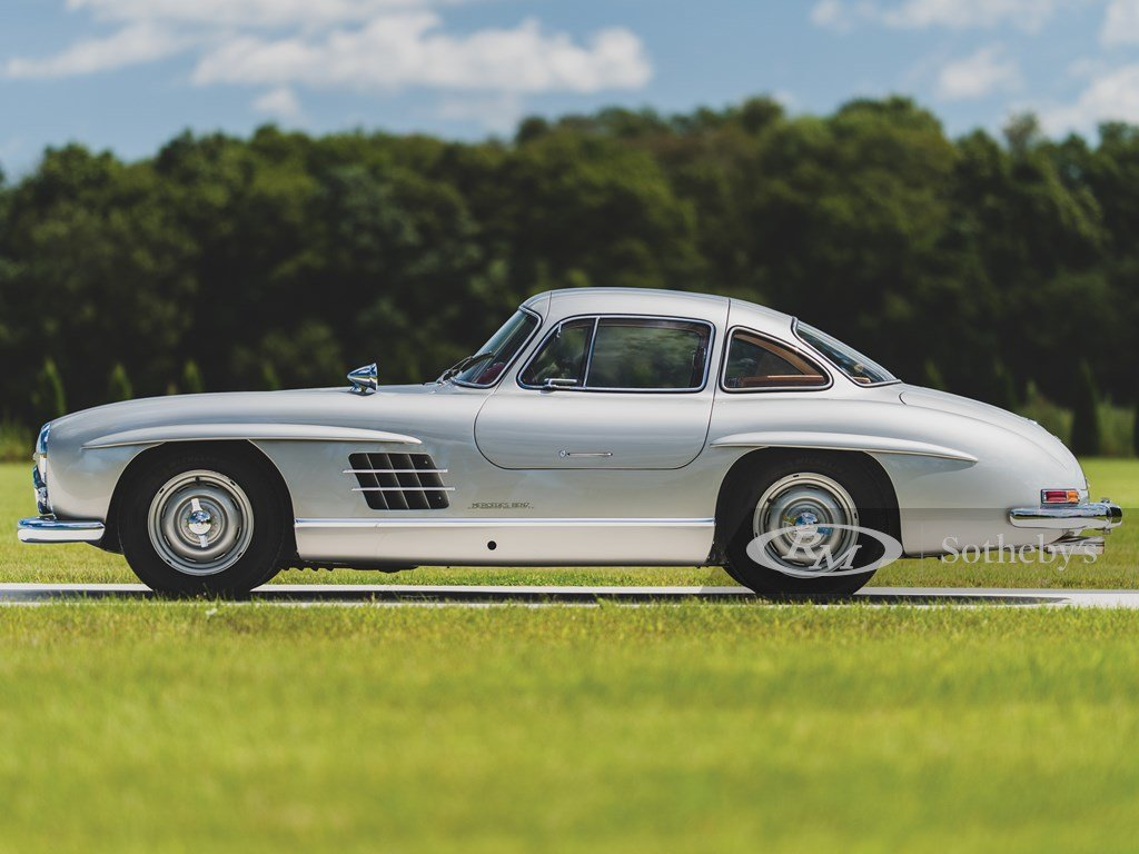 1955 Mercedes-Benz 300 SL Gullwing  For Sale by Auction (picture 5 of 6)