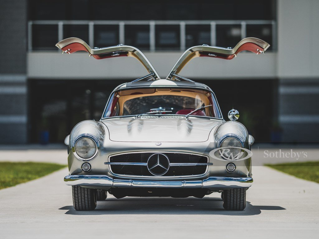 1955 Mercedes-Benz 300 SL Gullwing  For Sale by Auction (picture 6 of 6)