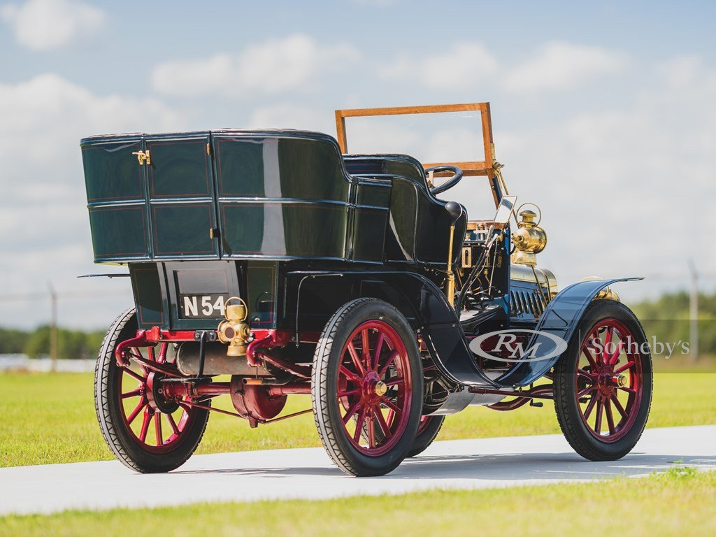 1903 Clment 1216 HP Rear-Entrance Tonneau  For Sale by Auction (picture 2 of 6)