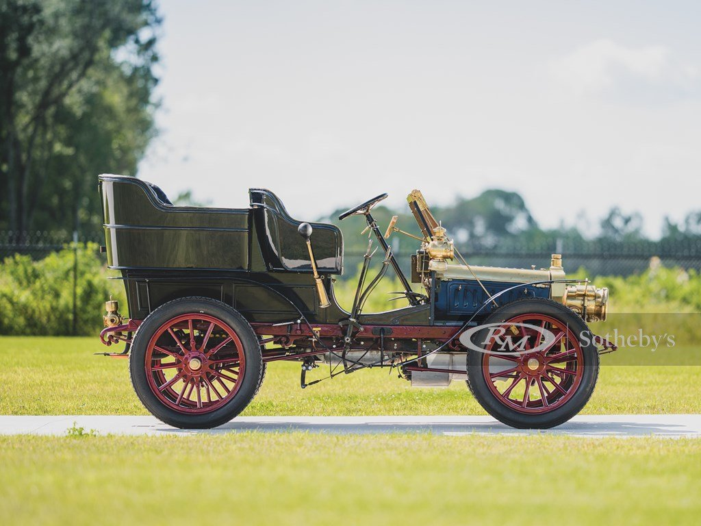 1903 Clment 1216 HP Rear-Entrance Tonneau  For Sale by Auction (picture 5 of 6)