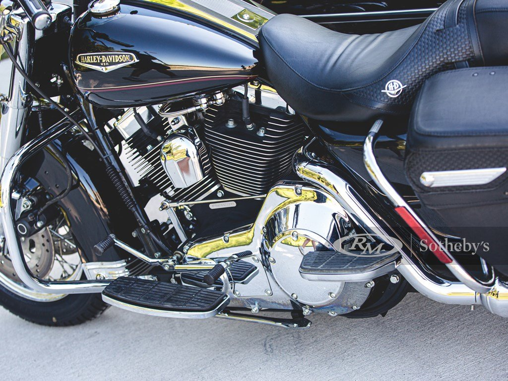 1999 Harley-Davidson Road King Classic with Sidecar  For Sale by Auction (picture 3 of 6)
