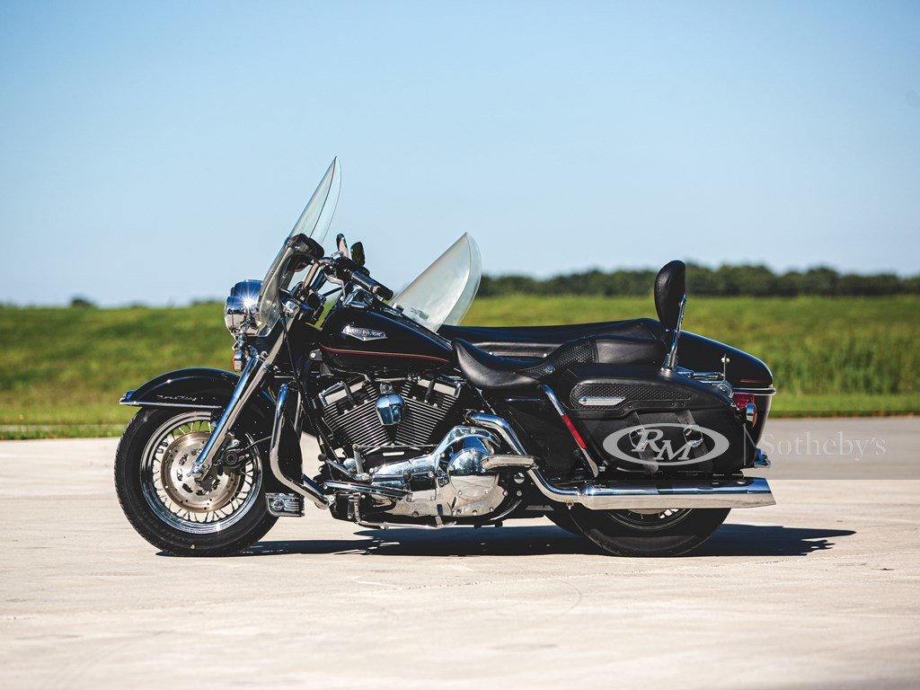 1999 Harley-Davidson Road King Classic with Sidecar  For Sale by Auction (picture 5 of 6)