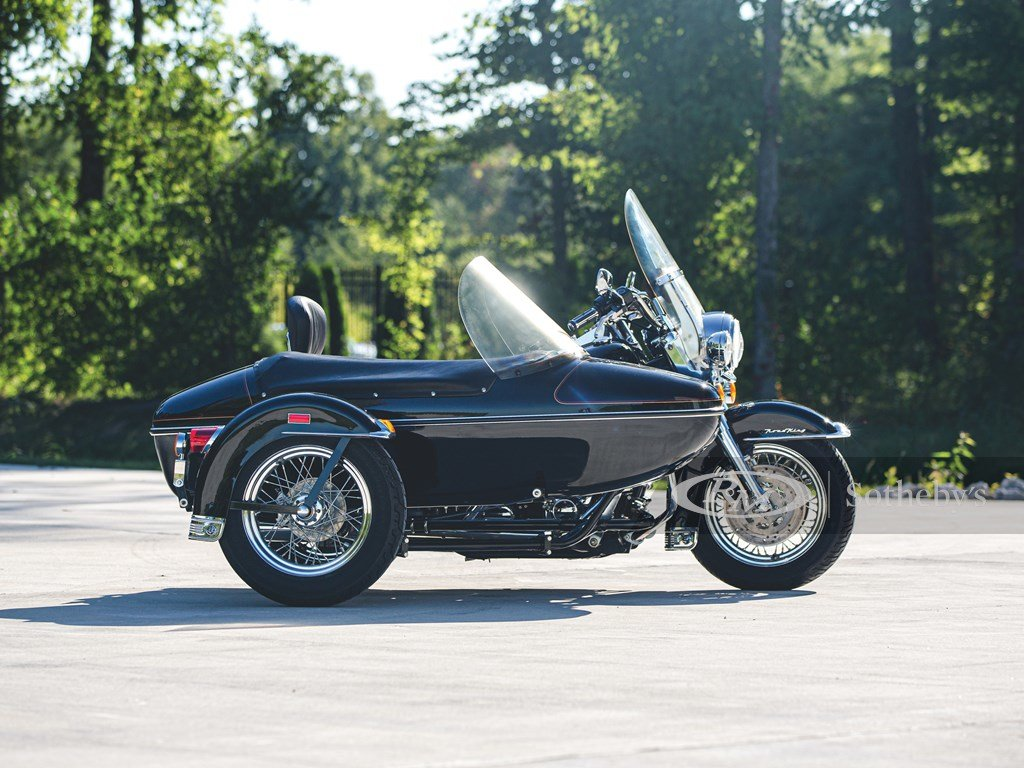 1999 Harley-Davidson Road King Classic with Sidecar  For Sale by Auction (picture 6 of 6)