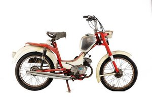 0000 MOTOBI MOPED PROJECT (LOT 558) For Sale by Auction