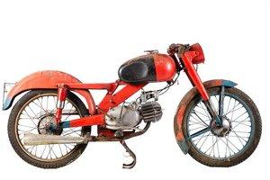 C.1963 MOTOBI 98CC (LOT 560) For Sale by Auction