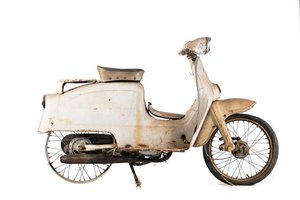 0000 COMA MOTOR SCOOTER (LOT 570) For Sale by Auction