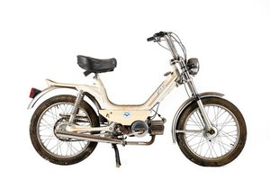C.1980 MBA PANDA MOPED (SEE TEXT) (LOT 571) For Sale by Auction