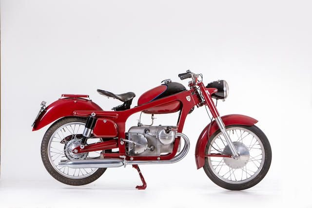 1956 CAPRIOLO 150CC CENTO 50 (LOT 580) SOLD by Auction (picture 1 of 1)