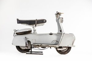 C.1957 PIATTI 125CC MOTOR SCOOTER (LOT 592)