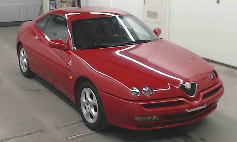 1996 Romeo GTV 2.0 TB 2.0 liter turbo Busso V6 Euro-spec For Sale (picture 2 of 6)