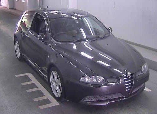2005 Alfa Romeo 147 GTA 3.2 liter Busso V6   Selespeed RHD For Sale (picture 1 of 6)