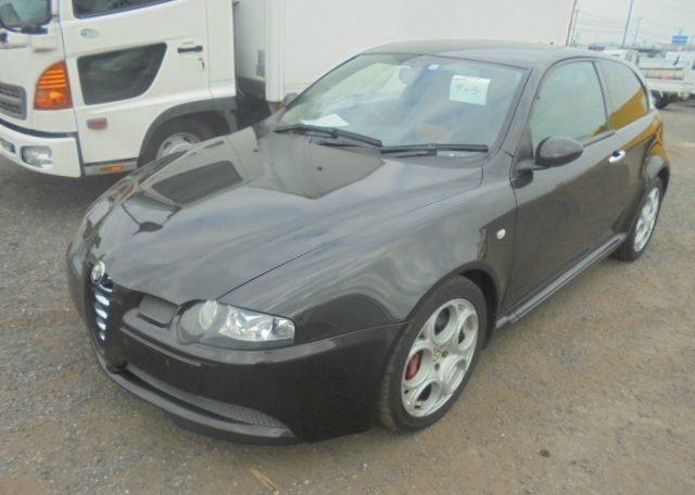 2005 Alfa Romeo 147 GTA 3.2 liter Busso V6   Selespeed RHD For Sale (picture 6 of 6)