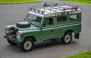 1961 Land Rover Series II 109 =3 Doors Restored LHD gas $obo