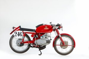 1955 MOTOBI 250CC GRAN SPORT RACING MOTORCYCLE (LOT 655) For Sale by Auction