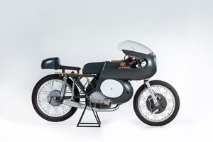 1968 MOTOBI 250CC 'SEI TIRANTI' COMPETIZIONE RACING MOTORCYC For Sale by Auction