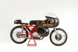 1967 MOTOBI 175CC COMPETIZIONE RACING MOTORCYCLE (LOT 672)