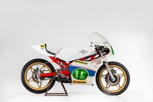 1976 MORBIDELLI 250CC GRAND PRIX RACING MOTORCYCLE (LOT 677) For Sale by Auction