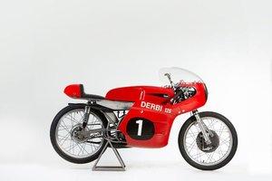 1969 DERBI 125CC GRAND PRIX RACING MOTORCYCLE (LOT 682)