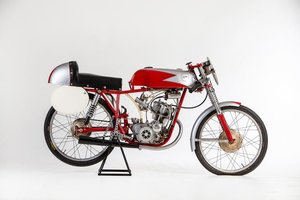 1961 DEMM 50CC BIALBERO RACING MOTORCYCLE (LOT 683) For Sale by Auction