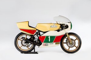1981 MBA 250CC GRAND PRIX RACING MOTORCYCLE (LOT 689)