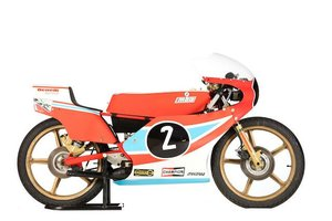 1978 MBA 125CC GRAND PRIX RACING MOTORCYCLE (LOT 690) For Sale by Auction