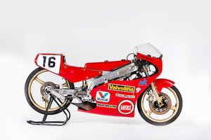 1984 UFO 80CC GRAND PRIX RACING MOTORCYCLE (LOT 691) For Sale by Auction