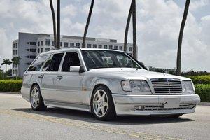 1994 Mercedes E-Class S124 Wagon RHD Euro AMG Aero $33.5k