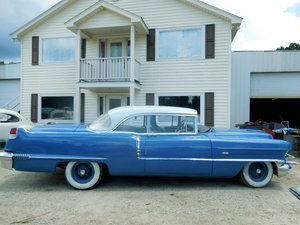 1956 Cadillac Coupe DeVille 2-Door Project U finish $20k