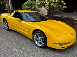 2000 Chevrolet Corvette Coupe Mint only 5k miles LS1- $24.9k For Sale (picture 1 of 6)
