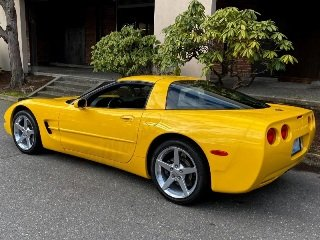 2000 Chevrolet Corvette Coupe Mint only 5k miles LS1- $24.9k For Sale (picture 2 of 6)