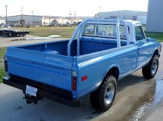 1972 Chevrolet C10 -Custom 4x4 Pick Up Truck 350 AT $19.7k For Sale (picture 2 of 6)