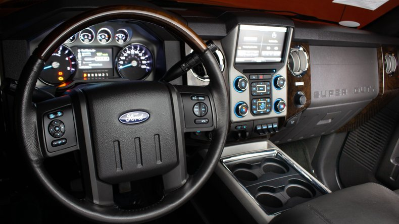 2015 Ford F350 Platinum Super Duty Pick Up Truck 4WD $52.9k For Sale (picture 4 of 6)