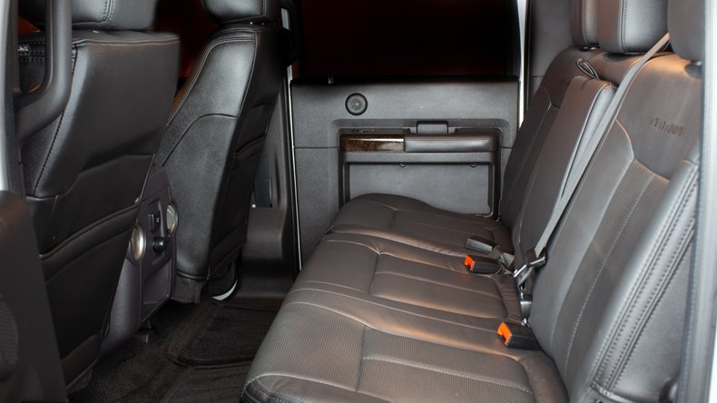 2015 Ford F350 Platinum Super Duty Pick Up Truck 4WD $52.9k For Sale (picture 5 of 6)