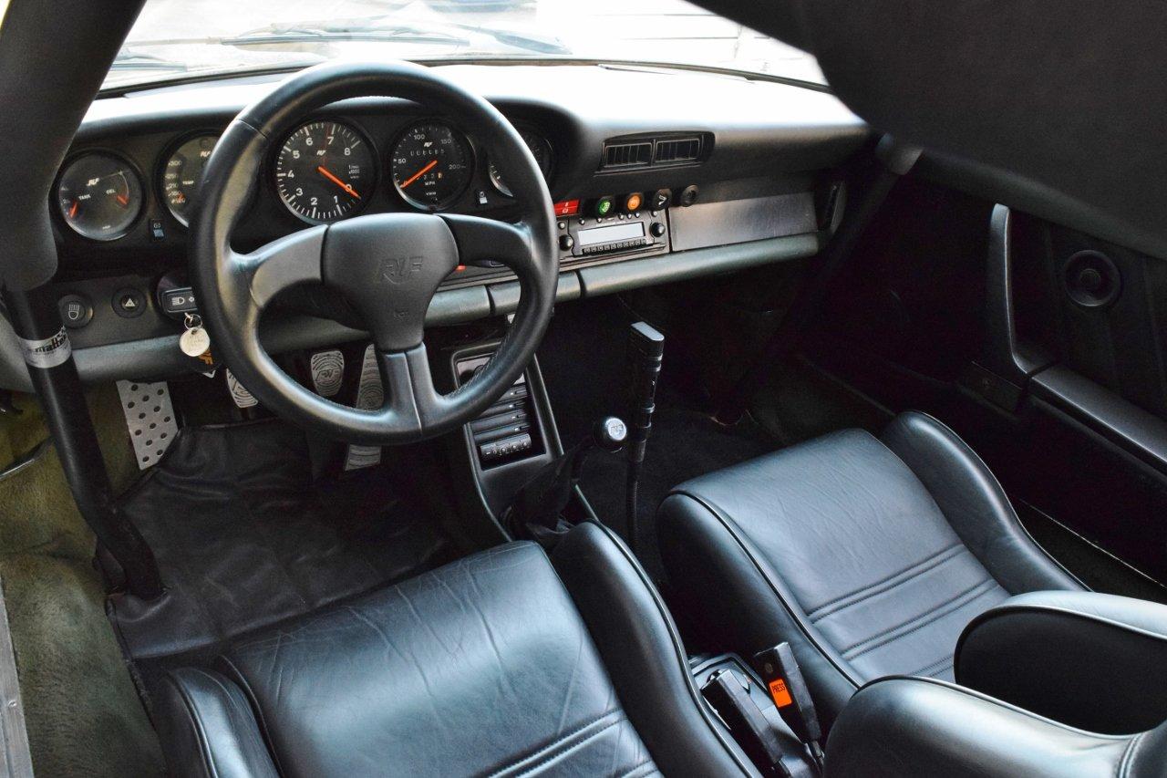 1978 Porsche 930 RUF BTR III RUF Certified BTR III 3.4 LITER For Sale (picture 4 of 6)