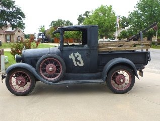1929 Ford Model A Pick up Truck solid dry driver $9.8k