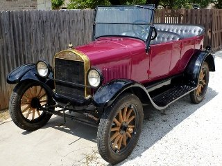 Picture of 1926 Ford Model T Touring clean driver + modern starter $19k For Sale