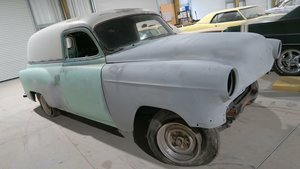 Picture of 1954 Chevrolet Sedan Delivery Wagon Project Solid Roller $3. For Sale