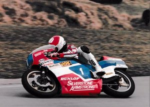 Picture of Lot 209-1984 Silverstone Armstrong CarbonFibre CF350-27/8/20 SOLD by Auction