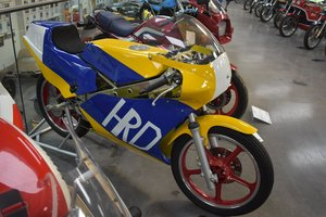 Picture of Lot 213 - A 1987 Hejira Rotax 250 - 27/08/2020 SOLD by Auction