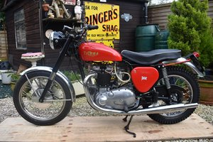 Picture of Lot 218 - circa 1961 TriBSA - 27/08/2020 SOLD by Auction