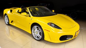 Picture of 2006 Ferrari 430 Spider F1 only 2.3k miles clean Yellow $99. For Sale