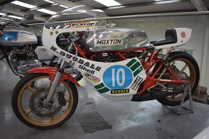 Picture of Lot 233 - 1975 Maxton TZ 350 Yamaha - 27/08/2020 SOLD by Auction